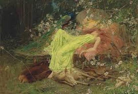 A Fairy Tale by Arthur Wardle https://commons.wikimedia.org/wiki/File:Arthur_Wardle_-_A_Fairy_Tale.jpg
